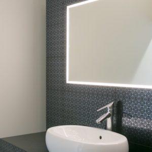 Duże lustro na ścianę - CLASSIC LINE