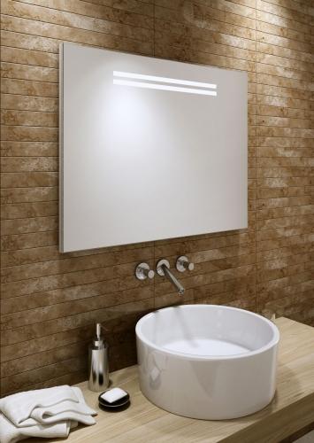 Lustra łazienkowe podświetlane led - Unico 1