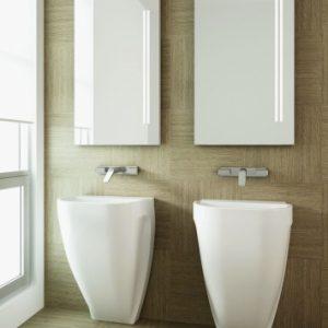 Lustra z oświetleniem led do łazienki - Unico 3