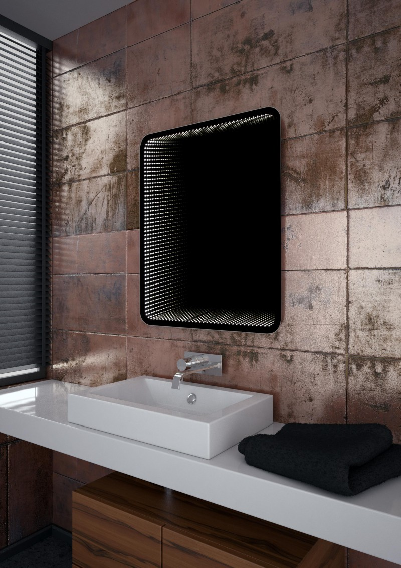 Lustro 3d Wenecja Smart R łazienkowe Lustro Com Pl