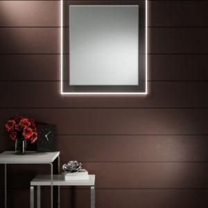 Lustra łazienkowe z oświetleniem led - Lumineo Alfa