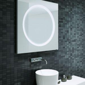 Lustro łazienkowe tanie - Solar