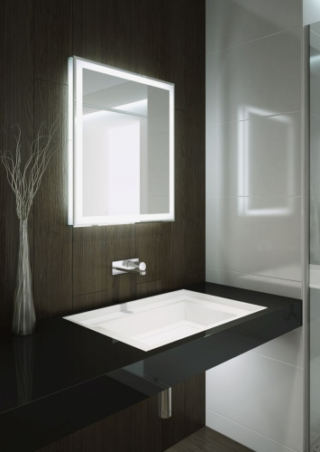 Lustro do łazienki - Forte