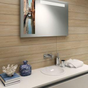 Nowoczesne lustra do łazienki - Venice