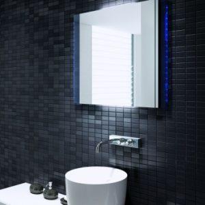 Nowoczesne lustro do łazienki - Fantasmagoria